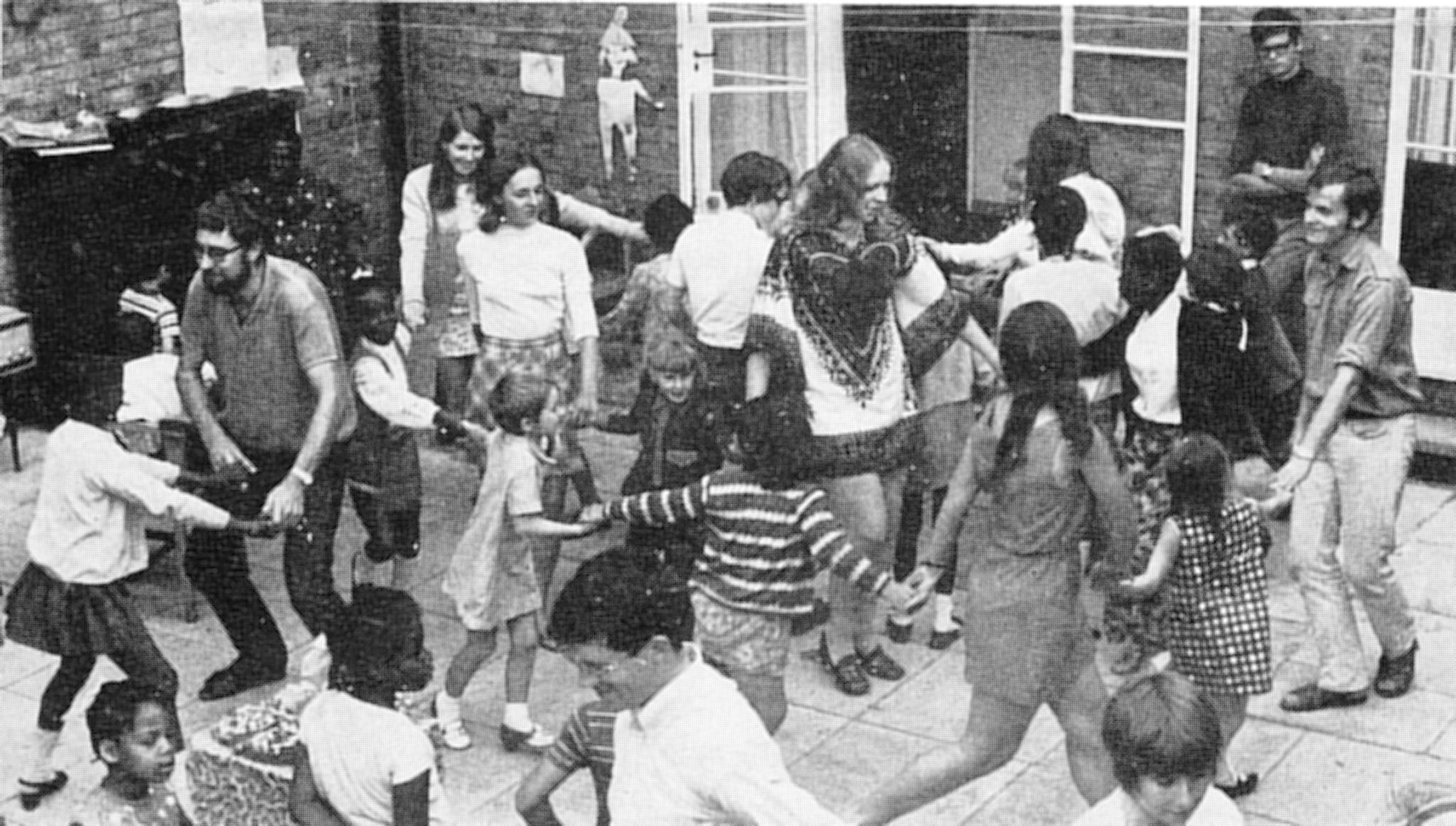 1970 Playgroup Photo JUB