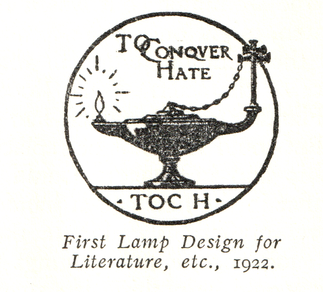 First Lamp Design Logo for Literature 1922