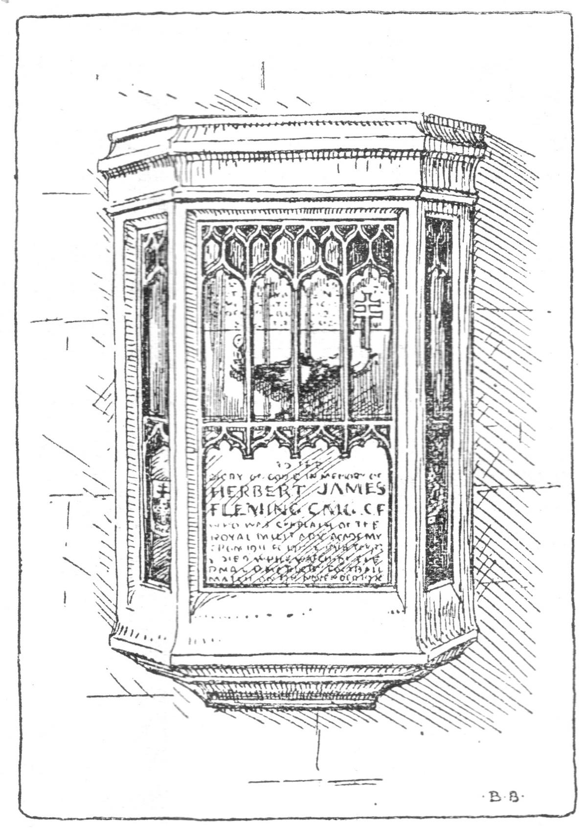 Fleming lamp