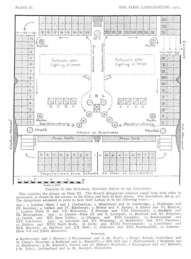 Guildhall Plan