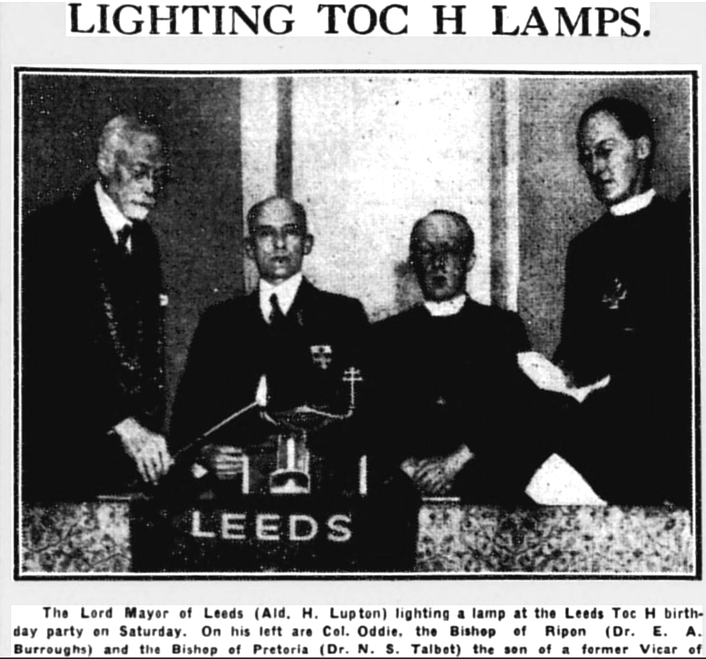 Lighting a Lamp