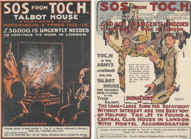SOS Posters